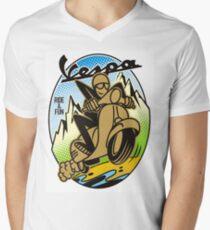Vespa Ride and Fun T-Shirt