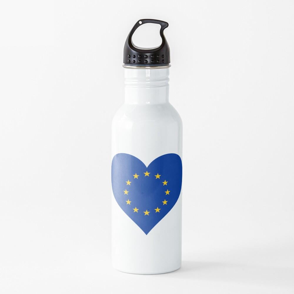Europe Water Bottle