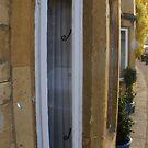 pretty window in High Street, Chipping Campden by BronReid