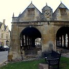 Chipping Campden old Market Hall by BronReid