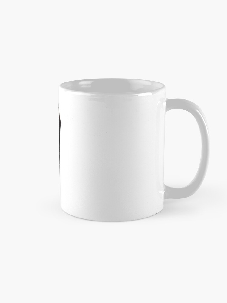 Alternate view of Violin Shredder Logo Mug