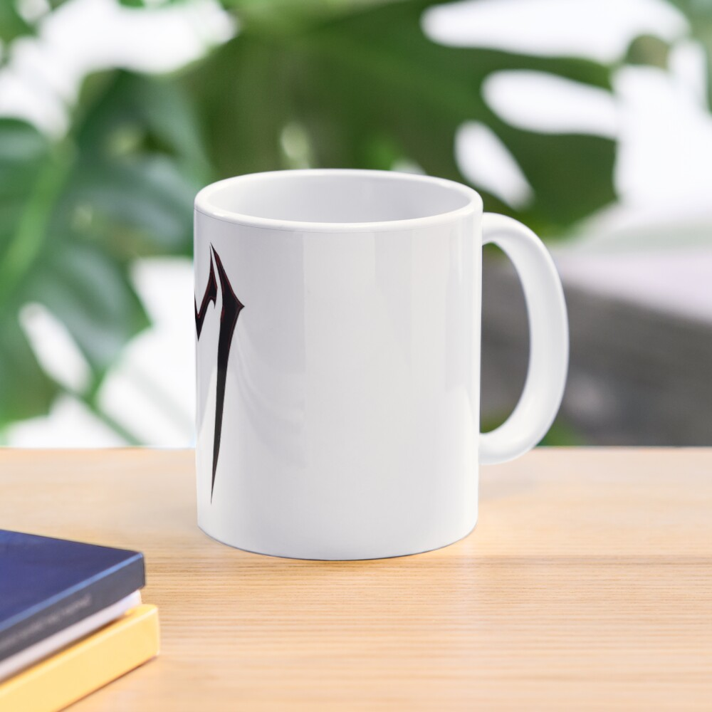 Violin Shredder Logo Mug