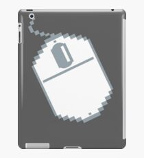 Digital computer mouse iPad Case/Skin