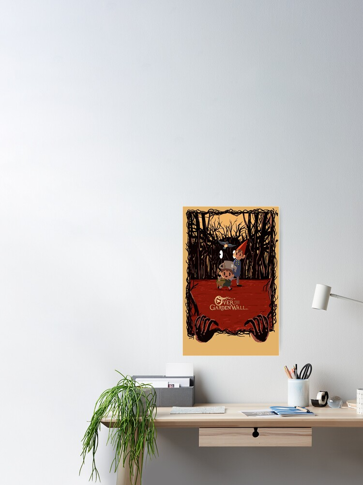 Alternate view of Retro 30s Over the Garden Wall ™ Poster
