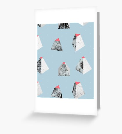 Because I Can #redbubble Greeting Card