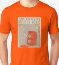 Revolution Print Unisex T-Shirt