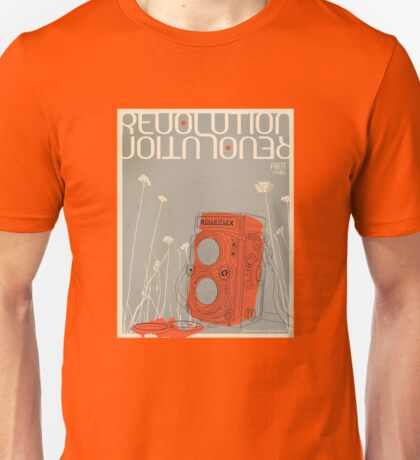 Revolution Print T-Shirt