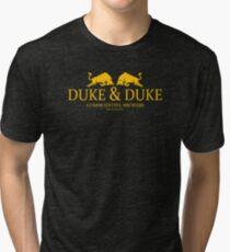 Duke and Duke Tri-blend T-Shirt