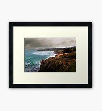 Sea Ranch 13 Framed Print