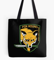 FOXHOUND 2 Tote Bag
