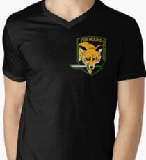 FOXHOUND 2 Men's V-Neck T-Shirt