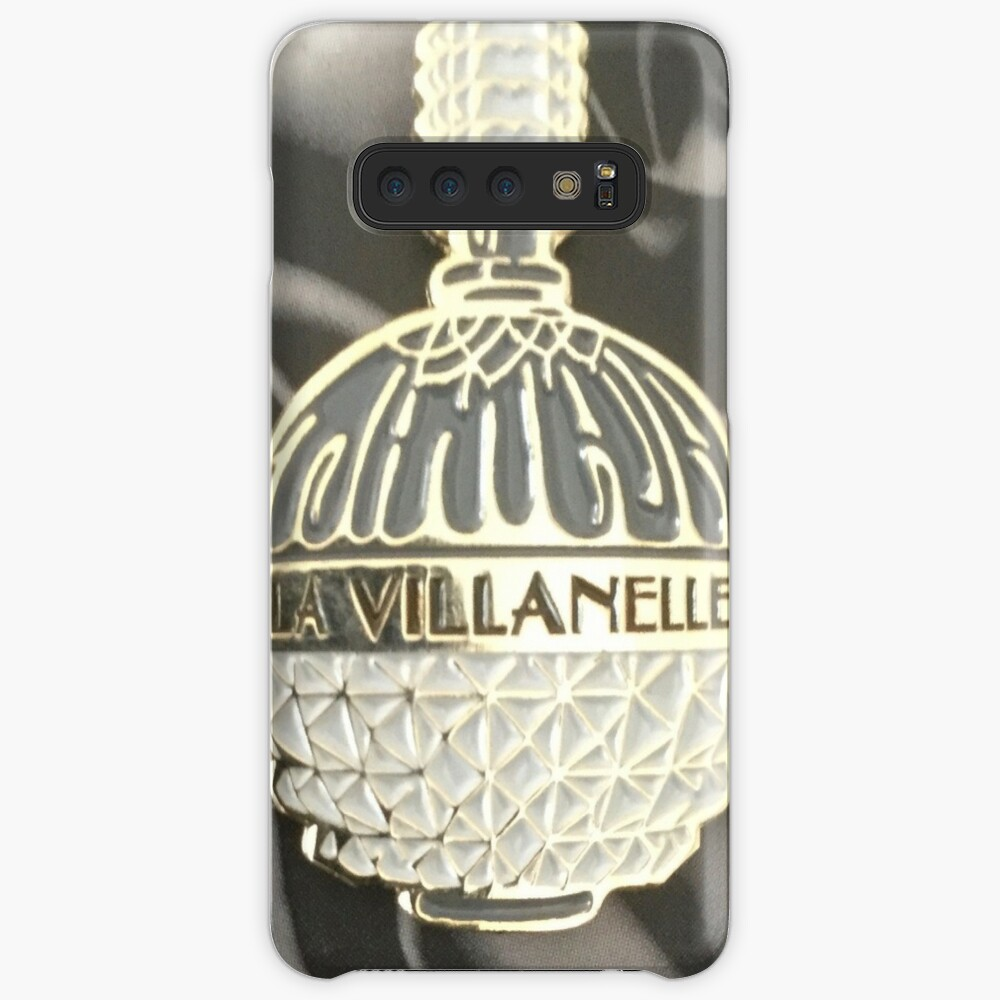 Killing Eve - Villanelle- Sorry Baby- perfume Case & Skin for Samsung Galaxy