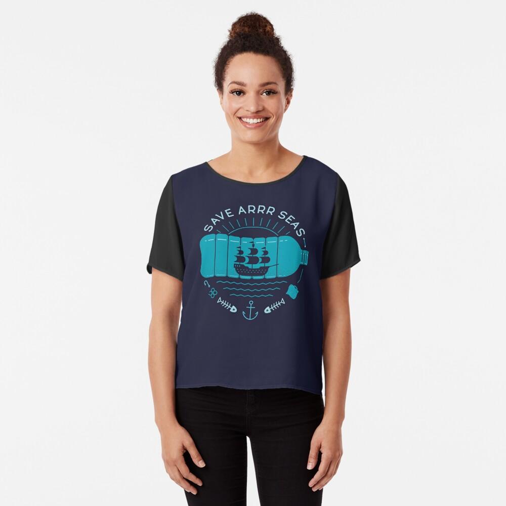 Save Arrr Seas Chiffon Top