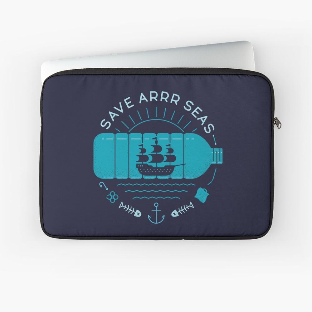 Save Arrr Seas Laptop Sleeve