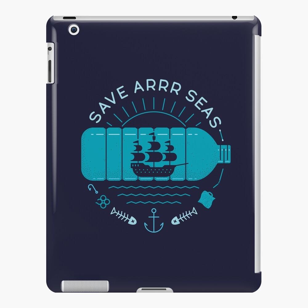 Save Arrr Seas iPad Case & Skin