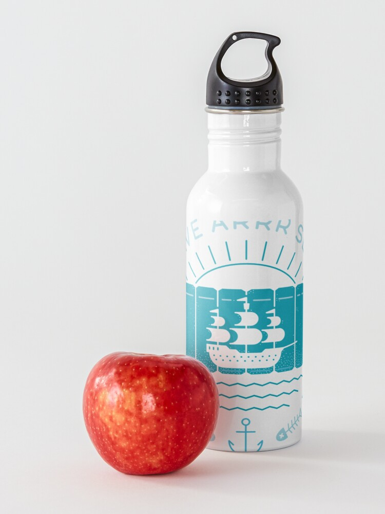 Alternate view of Save Arrr Seas Water Bottle