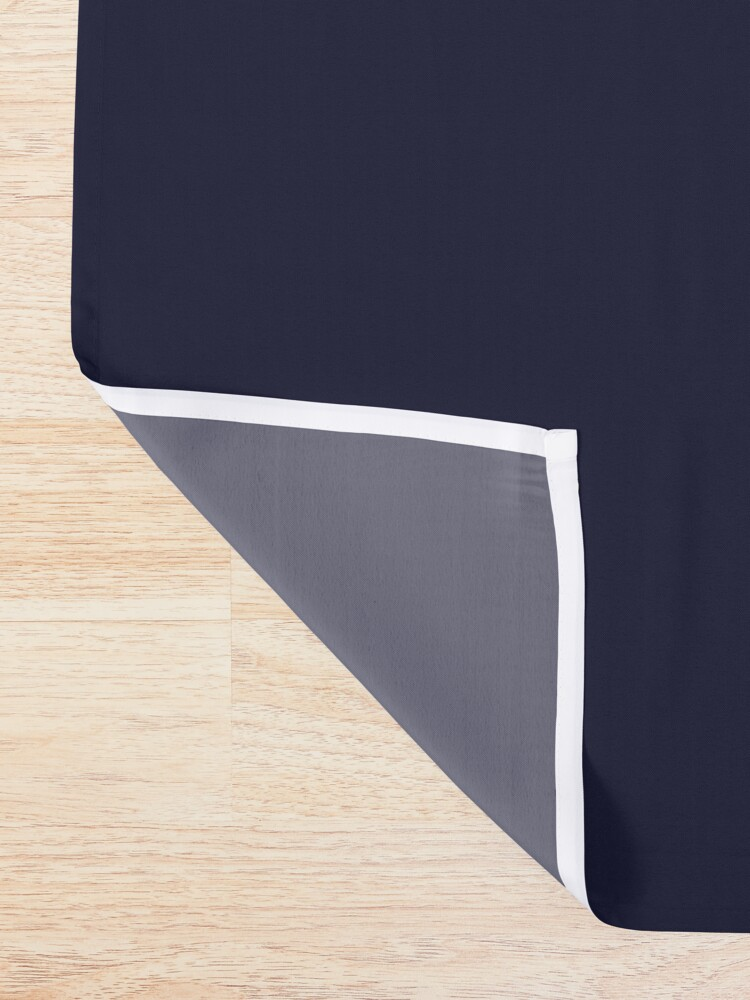 Alternate view of Save Arrr Seas Shower Curtain
