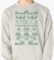 Saskatchewan Ugly Sweater (Green) Pullover