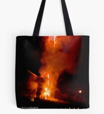 2009 FIREDANCE 115 Tote Bag