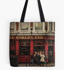 The World's End Tote Bag