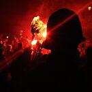 Crowd Custodian (Lewes Bonfire 2010) by JJFA