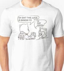 its paint asshole Unisex T-Shirt