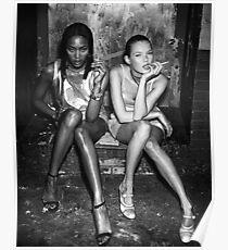 Naomi and Kate I Poster