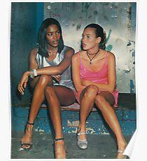 Naomi and Kate II Poster