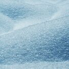Snow abstract by Andrey Kudinov