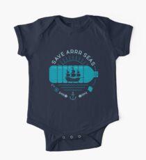 Speichern Sie Arrr Seas Baby Body Kurzarm