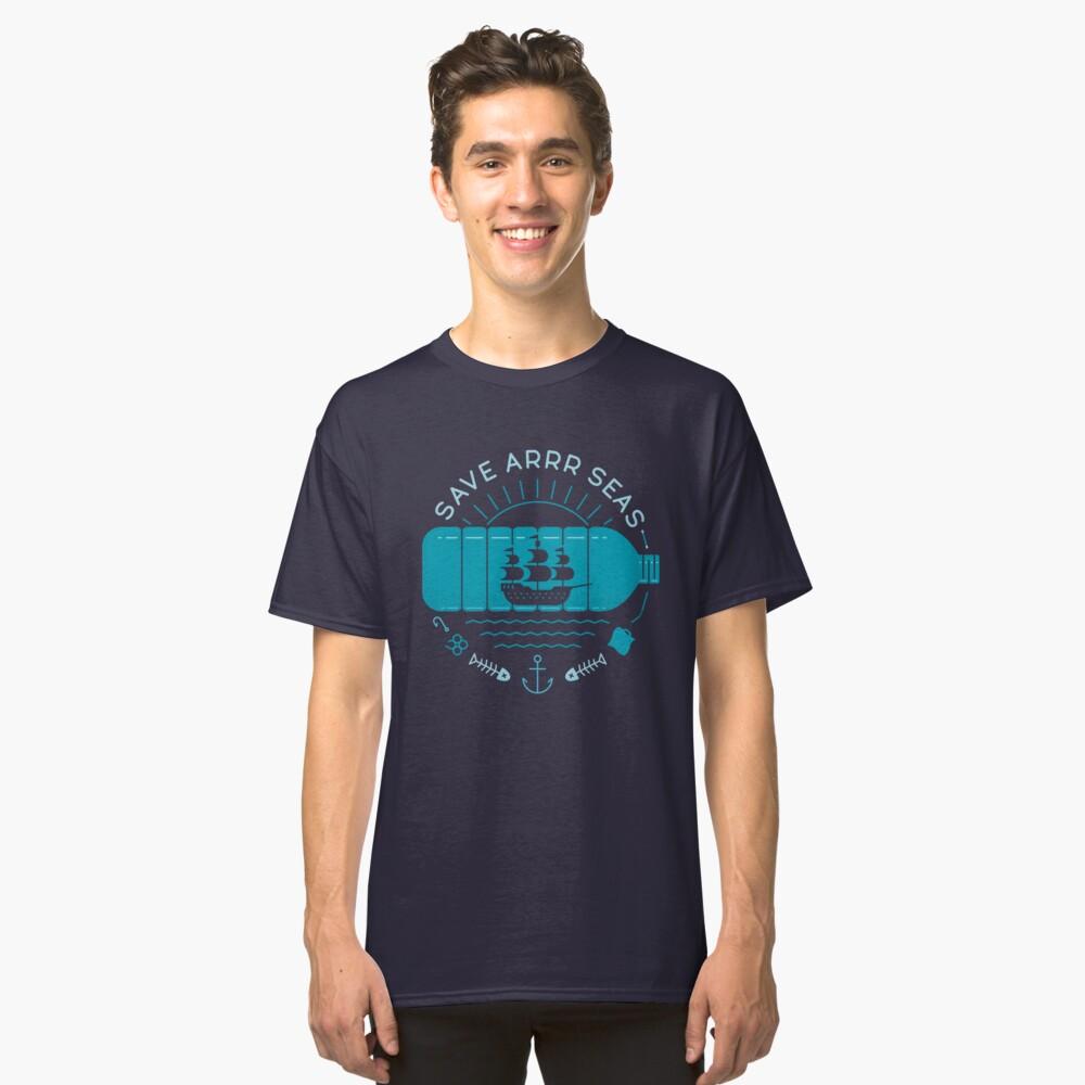 Save Arrr Seas Classic T-Shirt