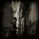 Young man in Damascus by Morten Kristoffersen