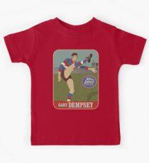 Gary Dempsey - Footscray Kids Tee