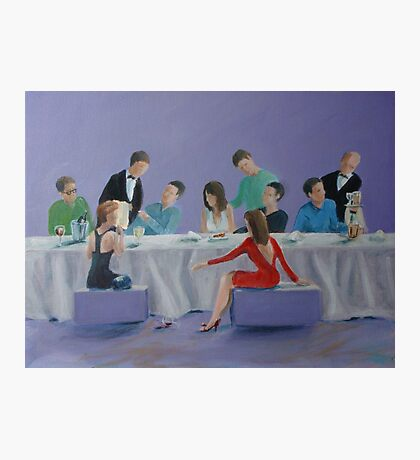 Supper Photographic Print