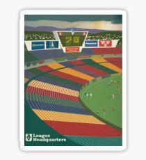 VFL Park - League Headquarters Sticker