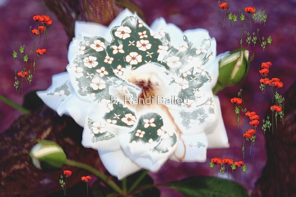 White rose graphic by ♥⊱ B. Randi Bailey
