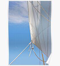 Taut Sail Poster