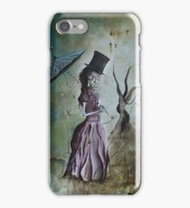 Decay in Autumn  iPhone Case/Skin