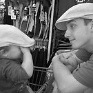 Daddy and Son by Lady  Dezine