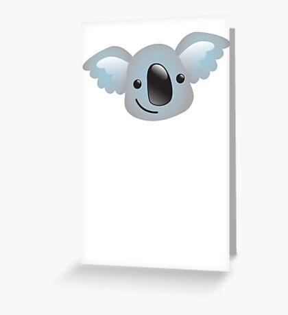 Koala Bear cutie! Greeting Card