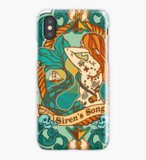 Siren's Song iPhone Case/Skin