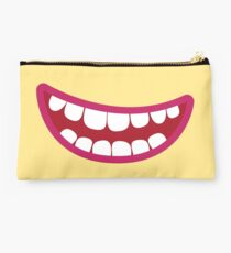 A toothy smile grin Studio Pouch