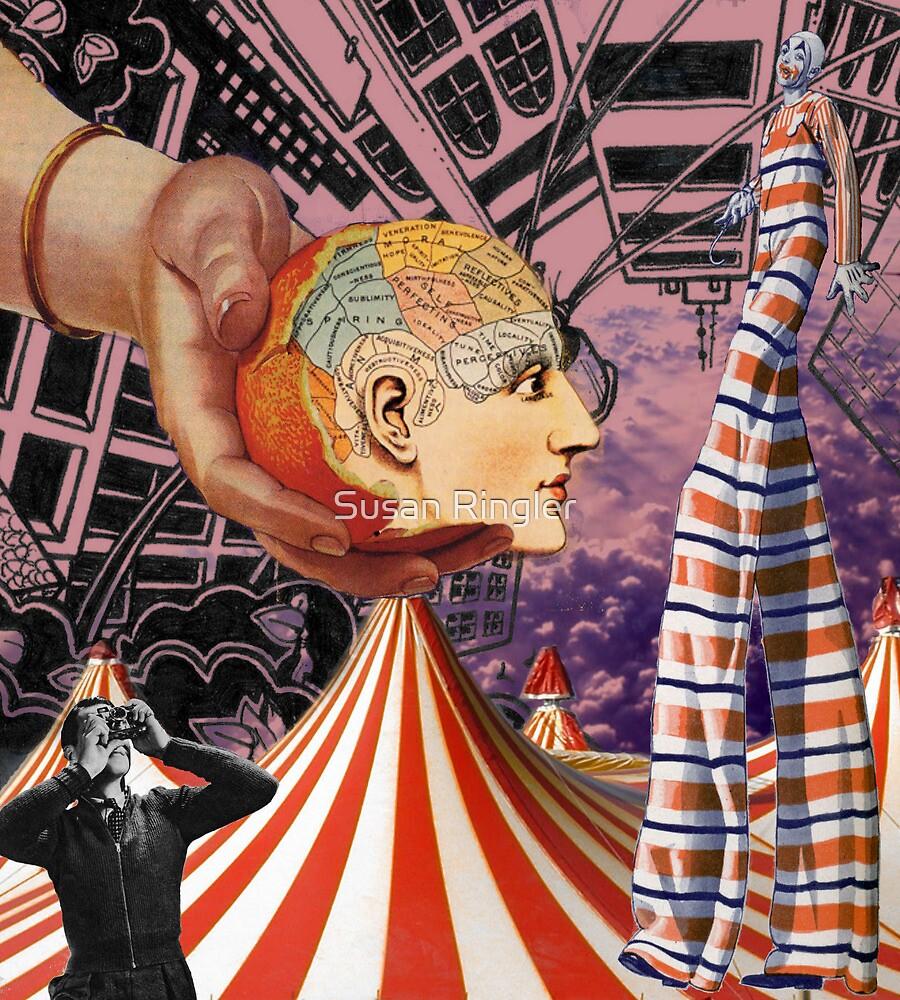 Circus circus by Susan Ringler