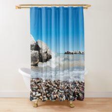 Beach Lake House Decor Shower Curtain