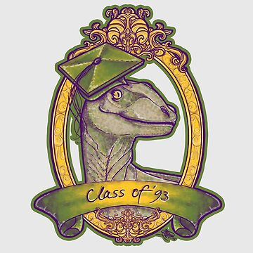 Clever Girl by MareveDesign