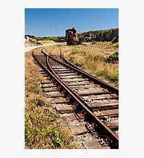 Alderney Railway Photographic Print