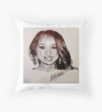 JHUD Throw Pillow