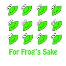 For Frog's Sake.... by slugman