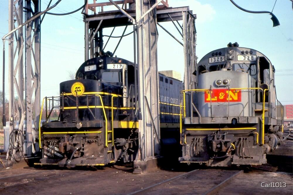 L&N and SCL Diesels by Carl1013