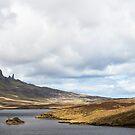 Loch Fada - Isle of Skye by Will Hore-Lacy